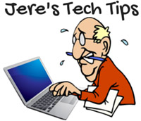 Jere's Tech Tips