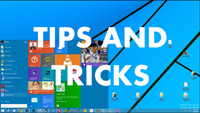 Win10 Tips & Tricks